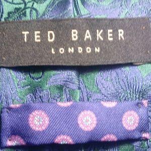Ted Baker London tie.